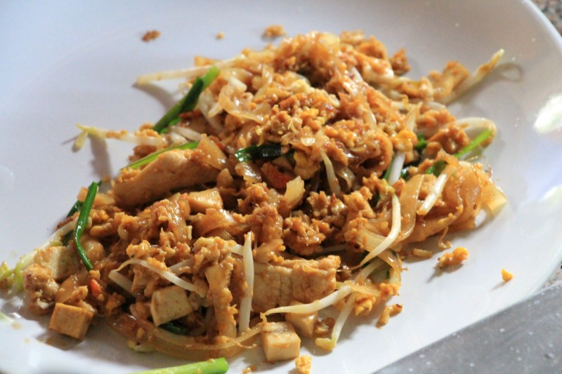 Pad Thai (Essen wir hier sicher 2-3 mal pro Woche :-)