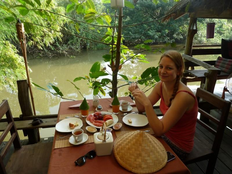 Zmorgen im Maison du Sukhothai