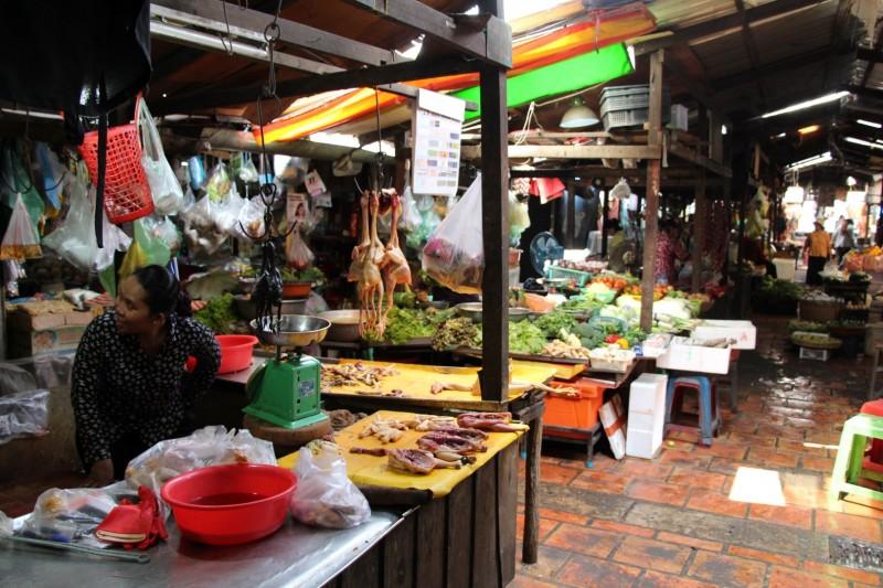 Wieder einmal ein Local Markt