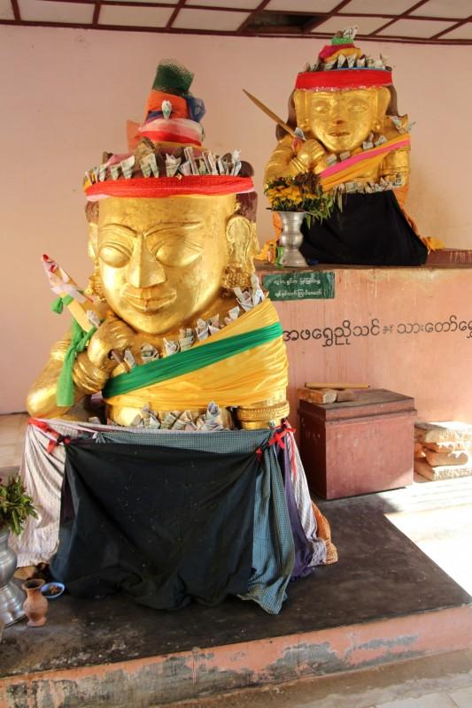Zur Abwechslung mal ein anderer Buddha.