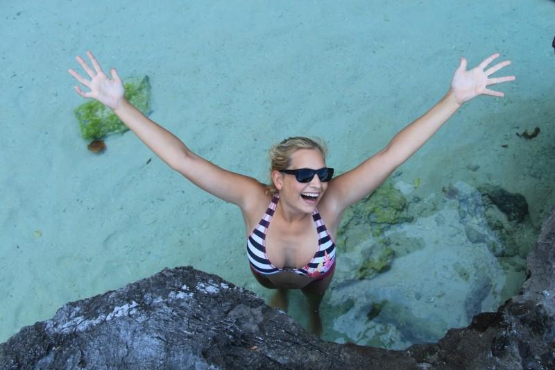 Unser Paradies - der perfekte Ort um Ferien vom Reisen zu machen