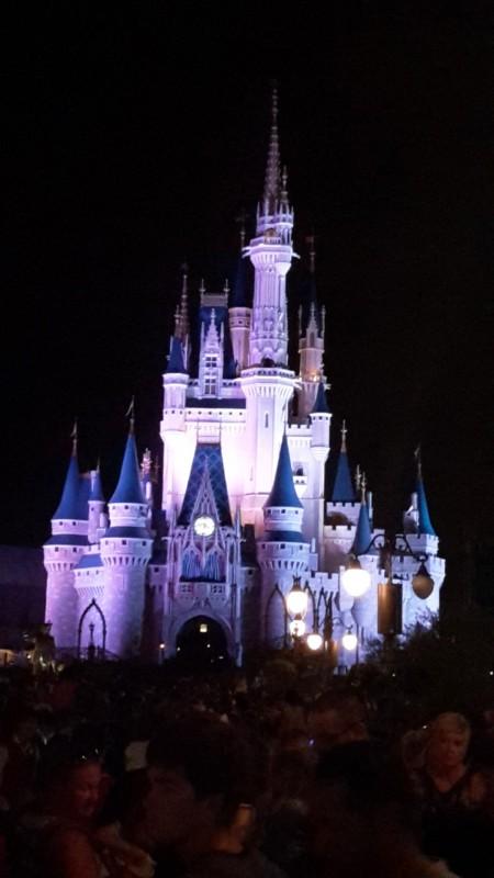 Disneyworld in Orlando