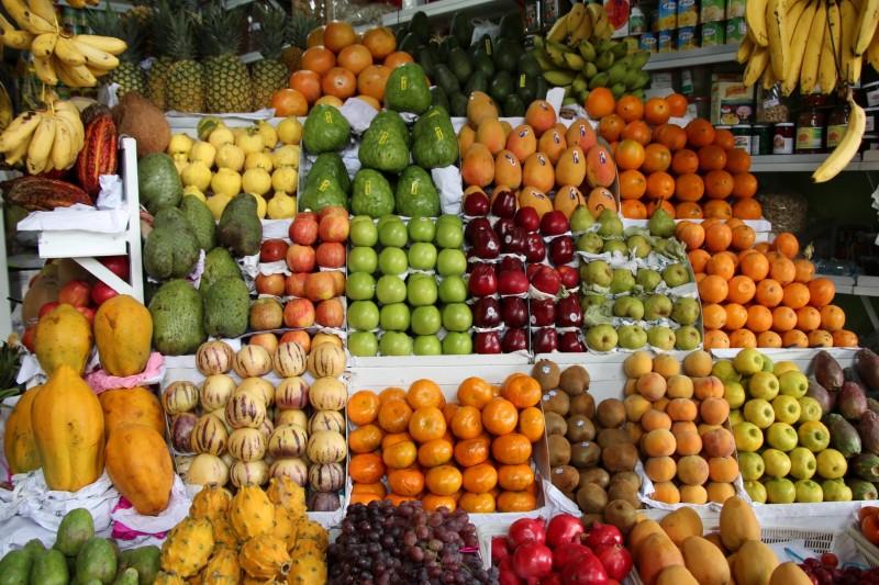 Wir lieben diese Fruchtstände. Diese werden wir zu Hause bestimmt vermissen.