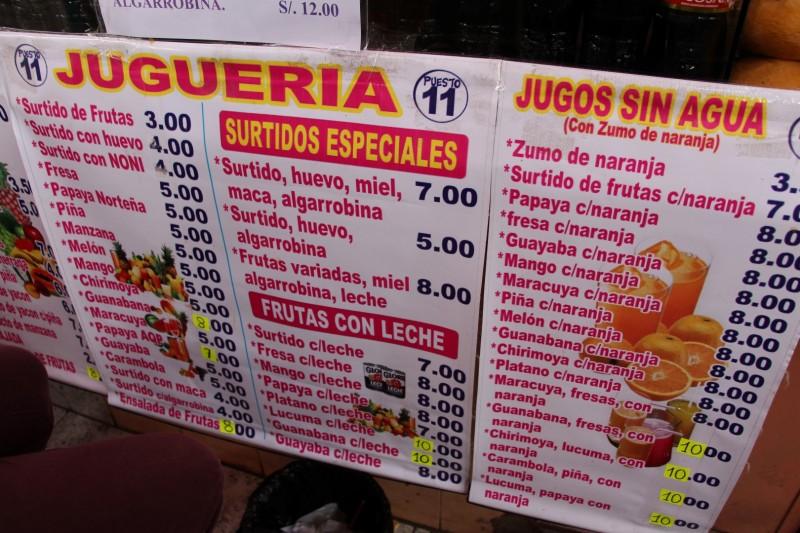 Marcuya, Mango und Orangensaft = ♥
