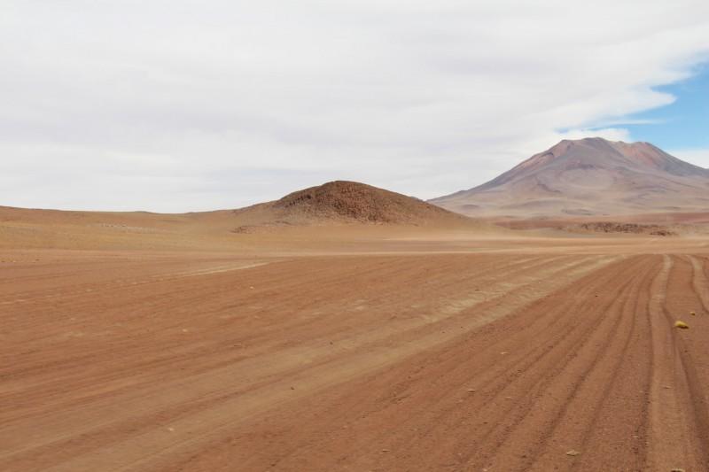 In etwa so muss es auf dem Mars aussehen.